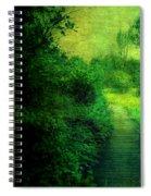 Greens Spiral Notebook