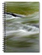 Greens Of Summer Spiral Notebook