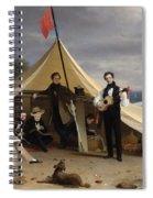 Greenwich Boat Club Spiral Notebook