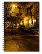 Greenwich Village Spiral Notebook