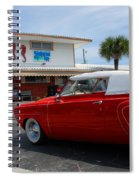 Greetings From Florida Spiral Notebook