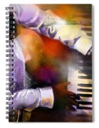 Greg Phillinganes From Toto Spiral Notebook