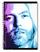 Gregg Allman 1947 2017 Spiral Notebook