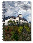 Greifenstein Castle Spiral Notebook