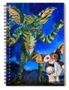 Gremlins Spiral Notebook