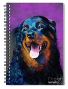Gretchen Spiral Notebook