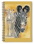 Grevy's Zebra Spiral Notebook