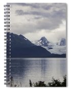 Grewingk Glacier Spiral Notebook