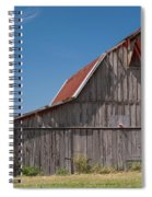 Grey Barn Spiral Notebook