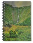 Grey Day Spiral Notebook