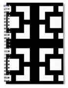 Grid 1  Spiral Notebook