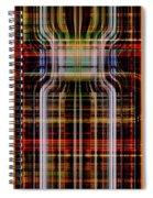 Grid 2 Spiral Notebook