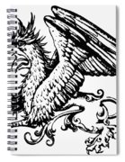 Griffin Spiral Notebook