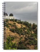 Griffith Park Observatory Spiral Notebook