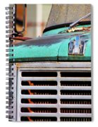 Grill It Spiral Notebook
