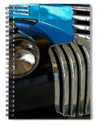 Grill Work Spiral Notebook