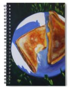 Grilled Cheese Picnic Spiral Notebook