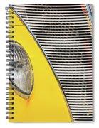 Grill'n Spiral Notebook