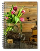 Grinder Spiral Notebook
