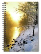 Grings Mill Fog 90-010 Spiral Notebook