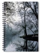 Grings Mill Fog 1043 Spiral Notebook
