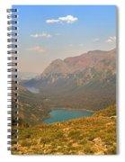 Grinnell Glacier Trail Glacier National Park Spiral Notebook