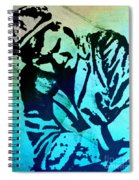 Grip Of Pain Spiral Notebook