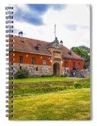 Gripsholm Entrance Spiral Notebook