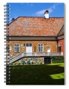 Gripsholm Keep Spiral Notebook