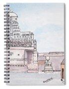 Grishneshwar Jyotirling Spiral Notebook