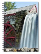 Grist Mill 1 Spiral Notebook