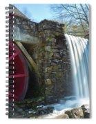 Grist Mill 2 Spiral Notebook