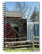 Grist Mill 5 Spiral Notebook