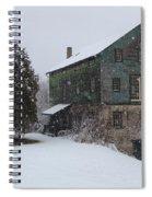 Grist Mill Of Port Hope Spiral Notebook