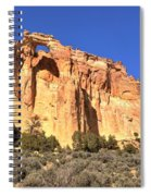 Groscenor Double Arch Panorama Spiral Notebook