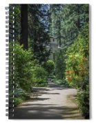 Grotto Monastery Spiral Notebook
