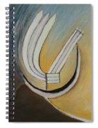 Ground Breaking Spiral Notebook