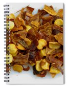 Ground Cayenne Pepper Spiral Notebook