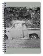 Grounded Pickup Spiral Notebook