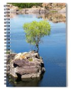 Grow Where You're Planted Spiral Notebook