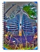 Growl Spiral Notebook