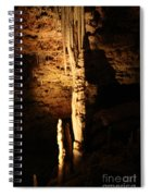 Growth - Cave 5 Spiral Notebook
