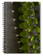 Growth Contrast Spiral Notebook