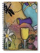 Growth Spurt Spiral Notebook