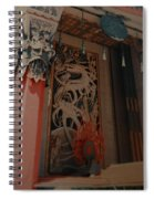 Grumanns Chinese Theater Spiral Notebook
