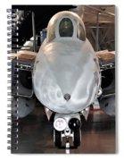 Grumman F-14 Tomcat Spiral Notebook