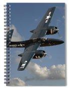 Grumman Tigercat Spiral Notebook