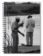 Grumpy Old Men Spiral Notebook