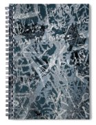 Grunge Background I Spiral Notebook