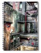 Grungefest Spiral Notebook